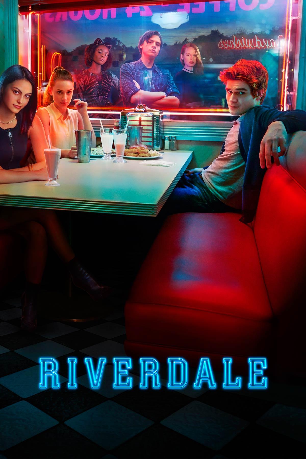 Riverdale Serie 2017 Sensacine Com