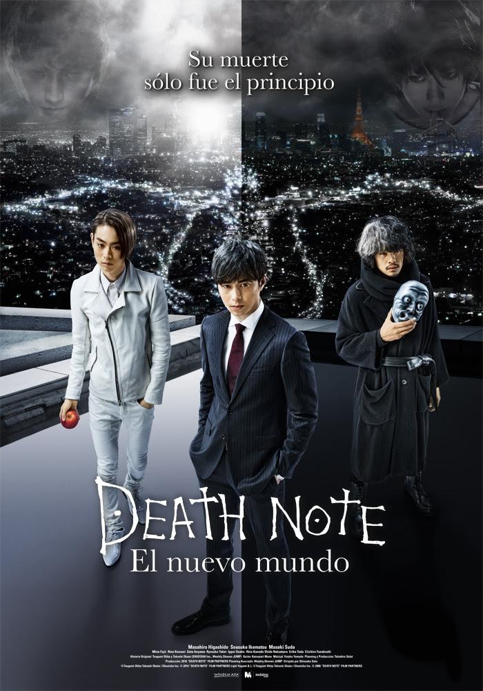 Death Note El Nuevo Mundo Pelicula 2016 Sensacine Com