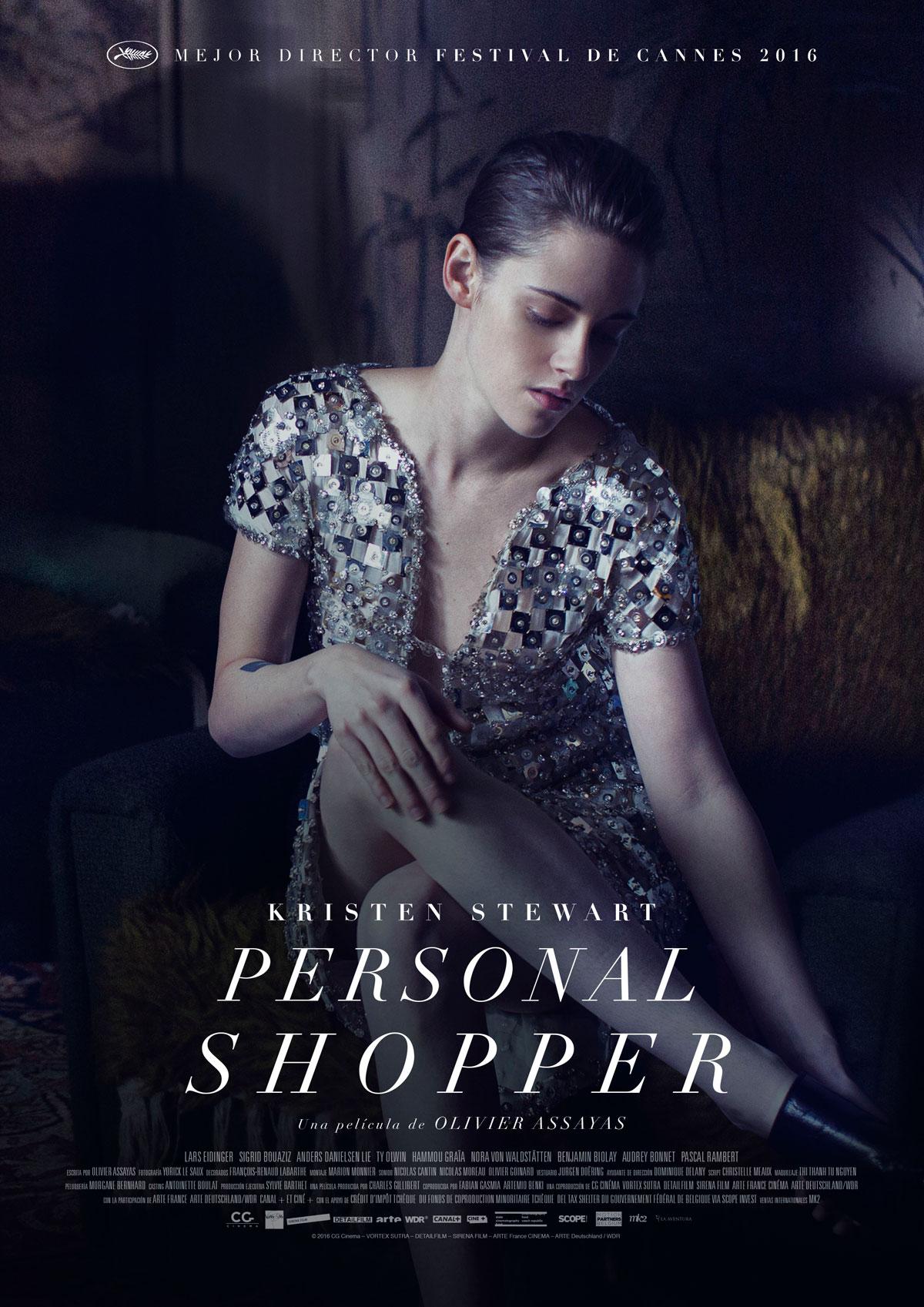 Personal Shopper - Película 2016 - SensaCine.com
