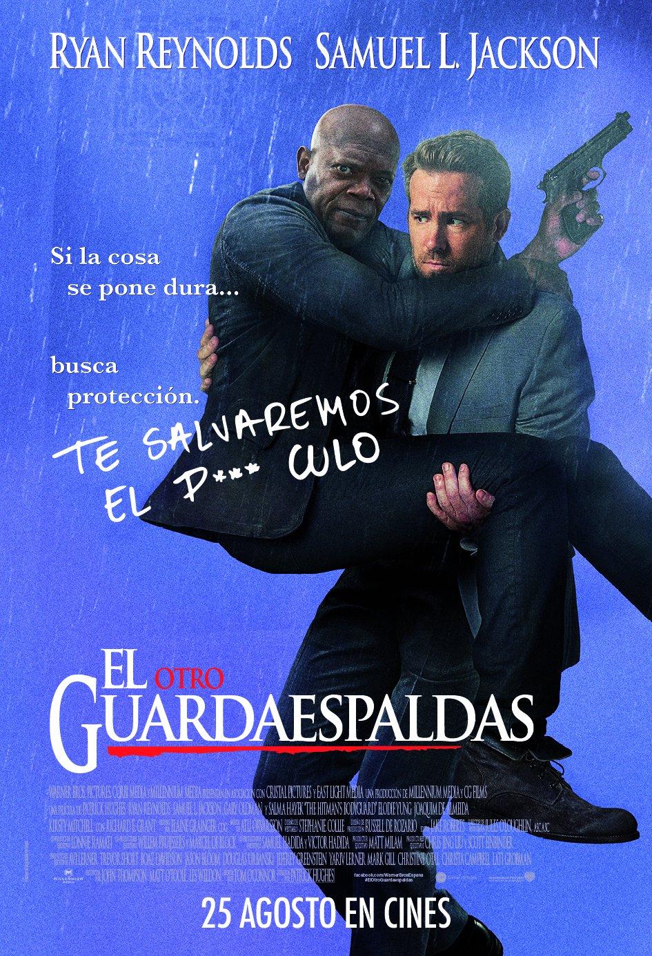 El Otro Guardaespaldas Pelicula 2017 Sensacine Com