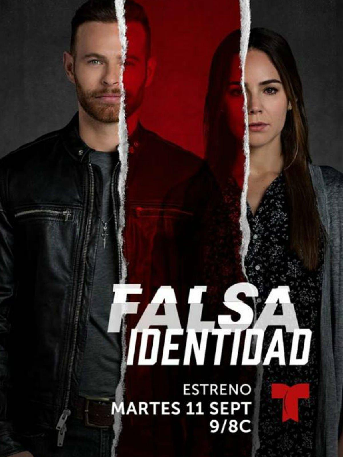 Falsa Identidad  (Temporada 1)  1080p Descargar