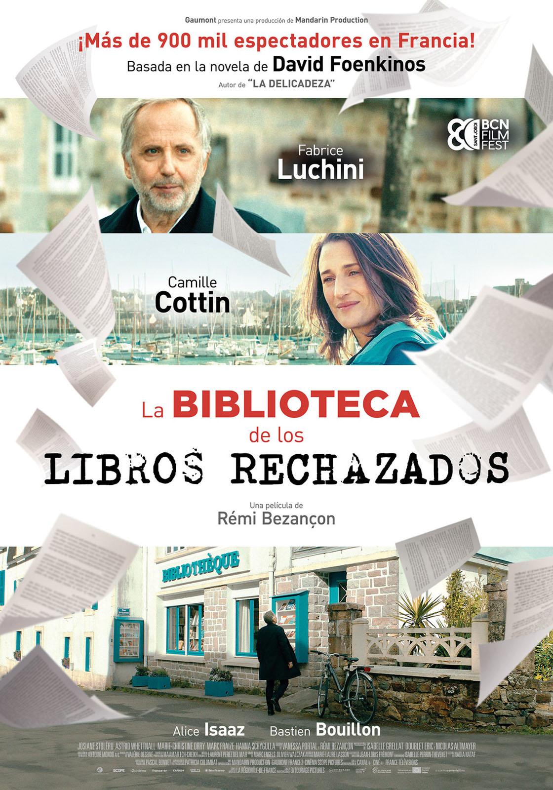 La biblioteca de los libros rechazados - Película 2019 - SensaCine.com