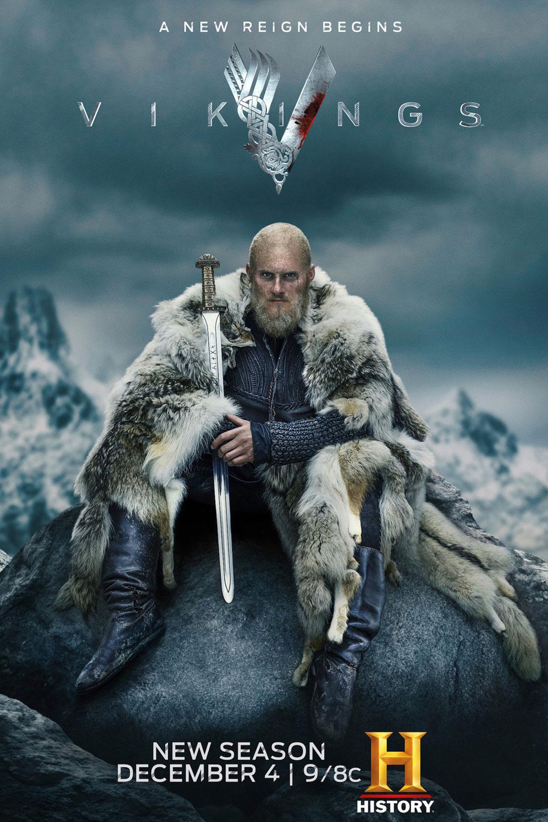 Reparto Vikingos Temporada 6 Sensacine Com