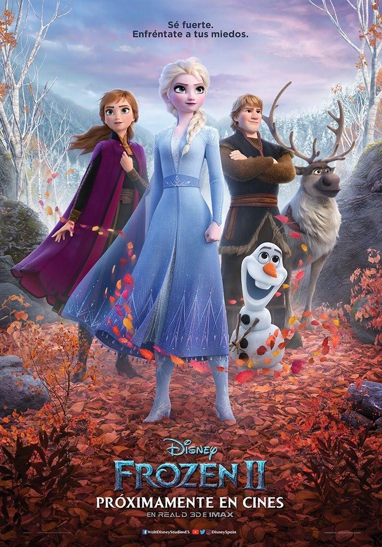 Frozen 2 Película 2019 Sensacine Com
