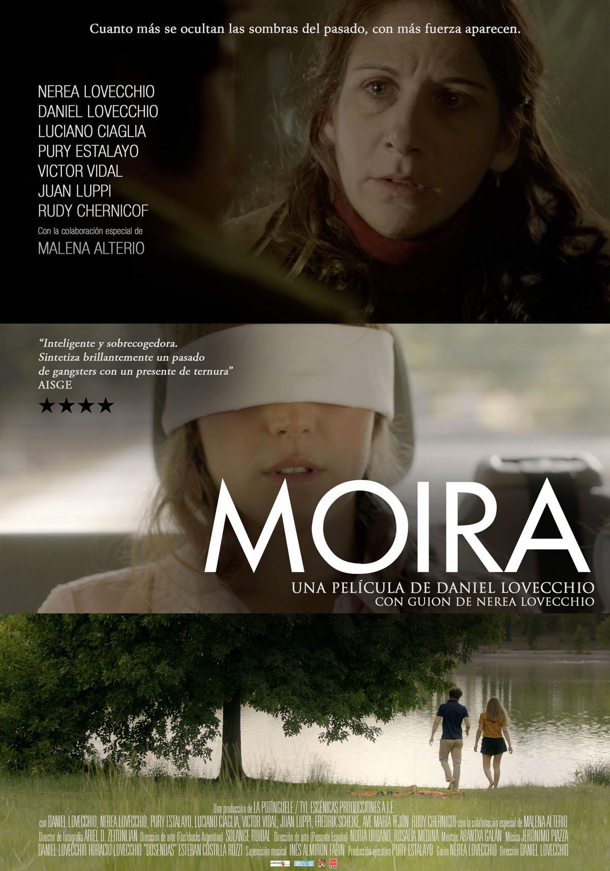 Cartel de Moira - Poster 1 - SensaCine.com