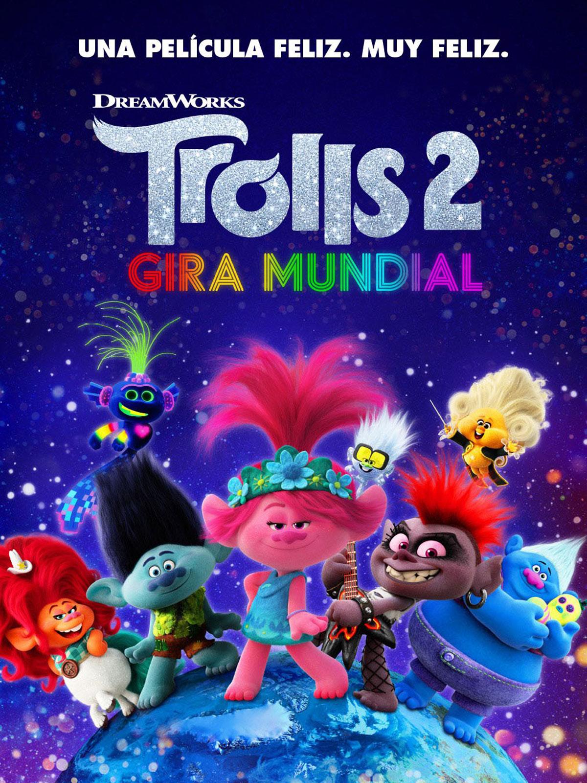 Trolls 2 - Película 2020 - SensaCine.com