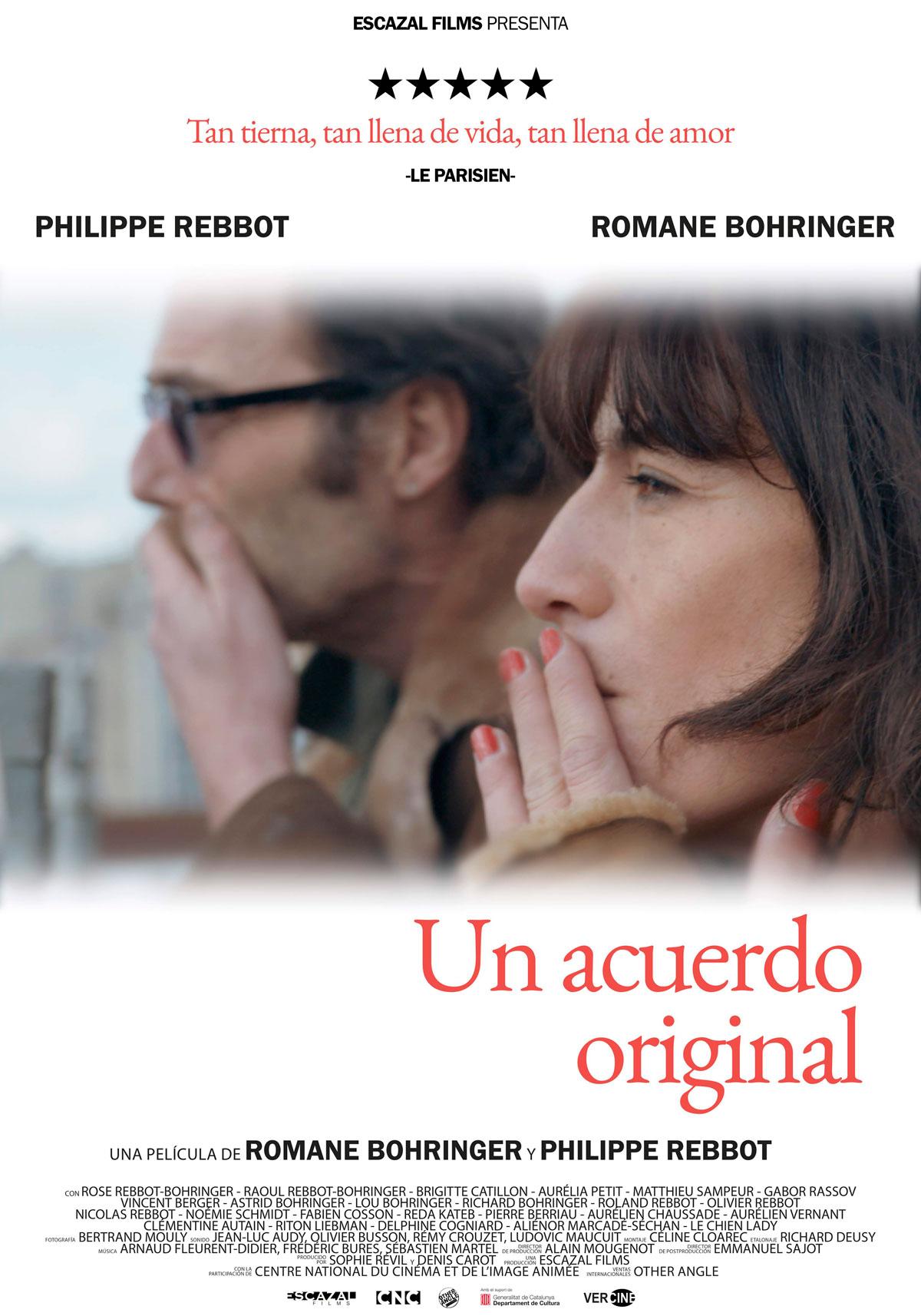 Un acuerdo original - Película 2018 - SensaCine.com