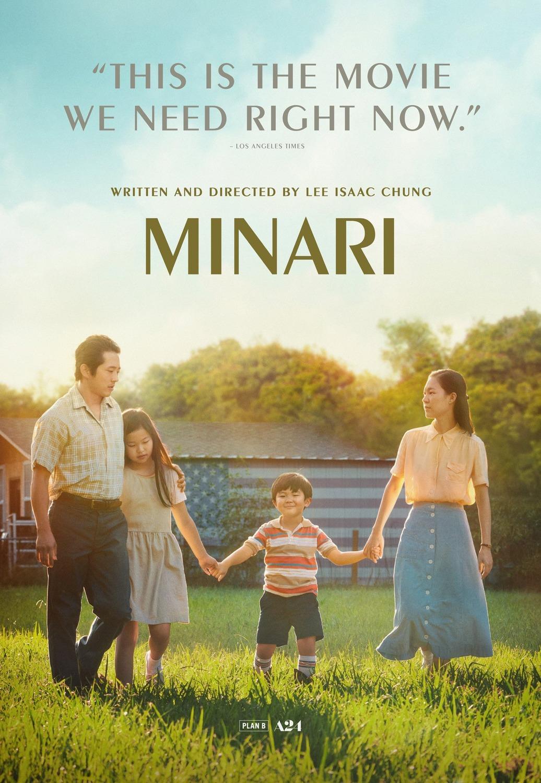 Minari. Historia de mi familia - Película  ganadora en los Globos de Oro 2021
