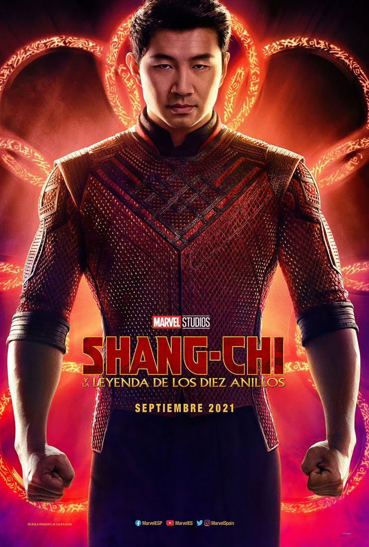 Shang Chi Y La Leyenda De Los Diez Anillos Pelicula 2021 Sensacine Com
