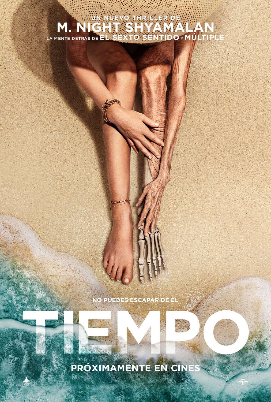Tiempo - Película 2021 - SensaCine.com