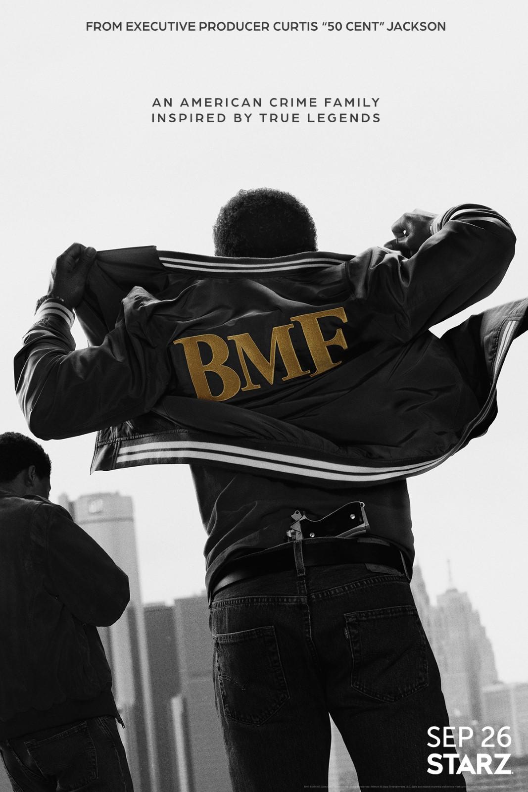 Cartel BMF - Poster 1 sobre un total de 1 - SensaCine.com