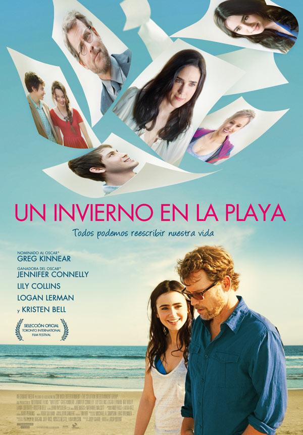Un Invierno En La Playa Película 2012 Sensacine Com