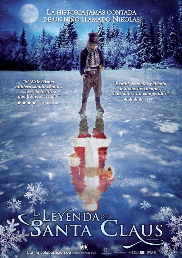La Leyenda De Santa Claus Pelicula 2007 Sensacine Com