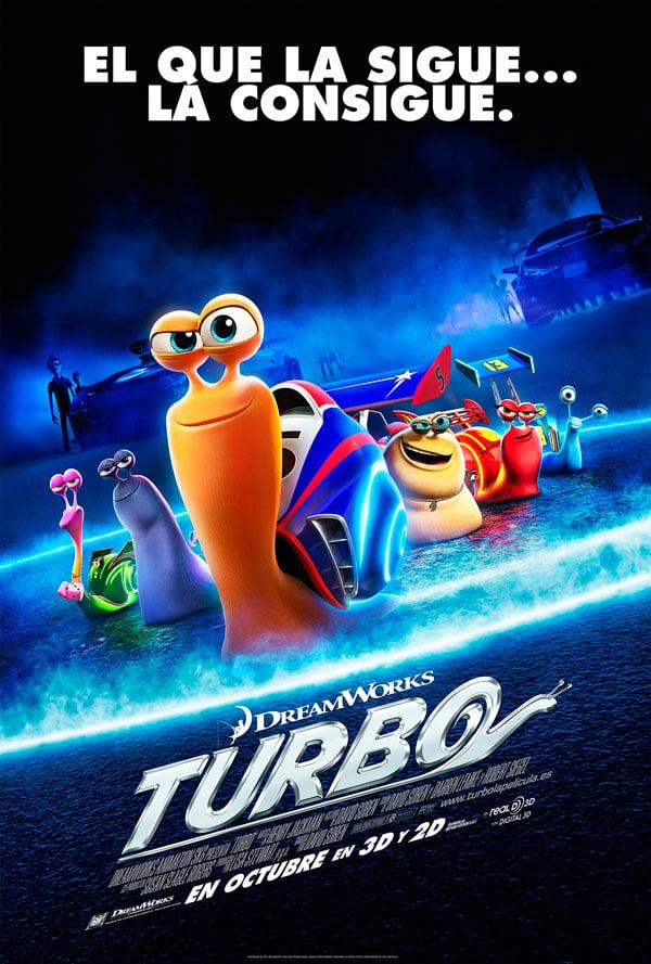 Turbo Película 2013 Sensacine Com