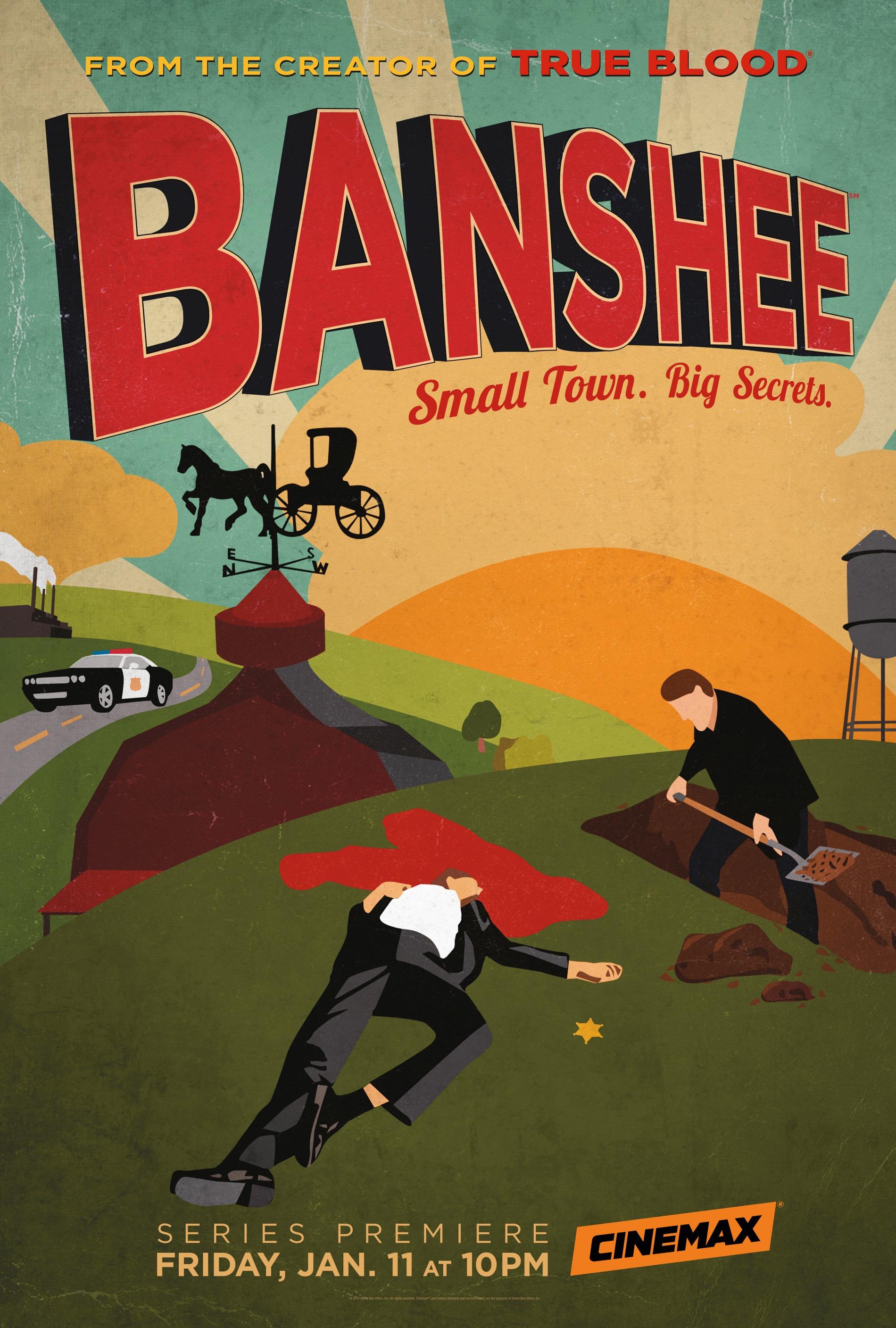 Banshee Serie 2013 Sensacine Com
