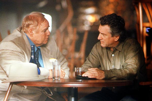 The Score (Un golpe maestro): Robert De Niro, Marlon Brando