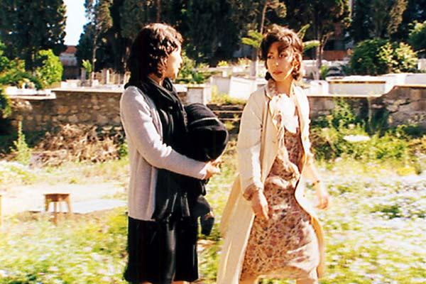 Lejos: Lubna Azabal, Yasmina Reza