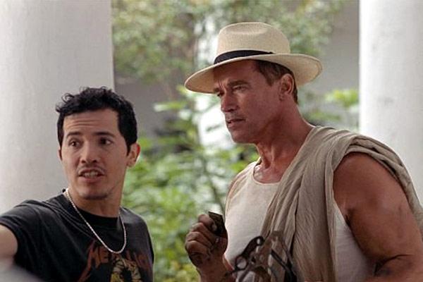 Daño colateral : Foto Arnold Schwarzenegger, John Leguizamo