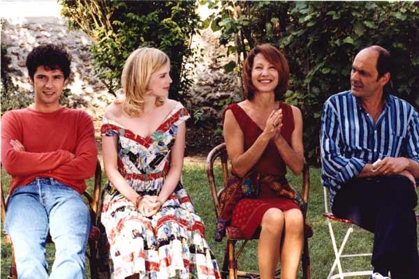 Les Sentiments : Foto Isabelle Carré, Jean-Pierre Bacri, Melvil Poupaud, Nathalie Baye, Noémie Lvovsky