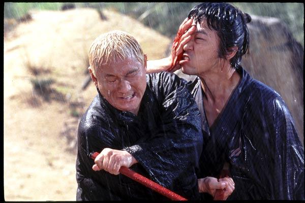 Zatoichi: Takeshi Kitano
