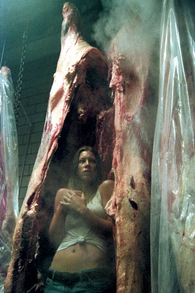 La matanza de Texas (2004): Jessica Biel, Marcus Nispel