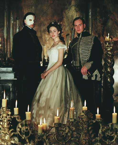 Resultado de imagen de el fantasma de la opera pelicula