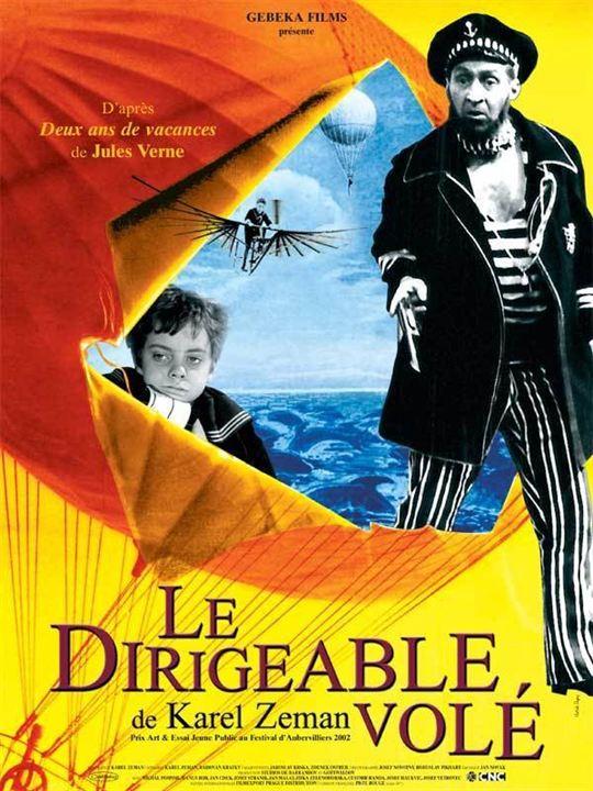 El dirigible robado: Karel Zeman