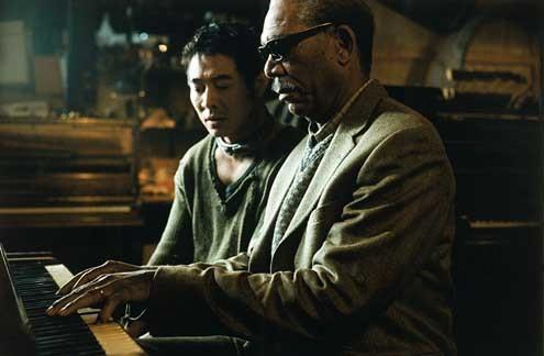 Danny the Dog: Morgan Freeman, Jet Li