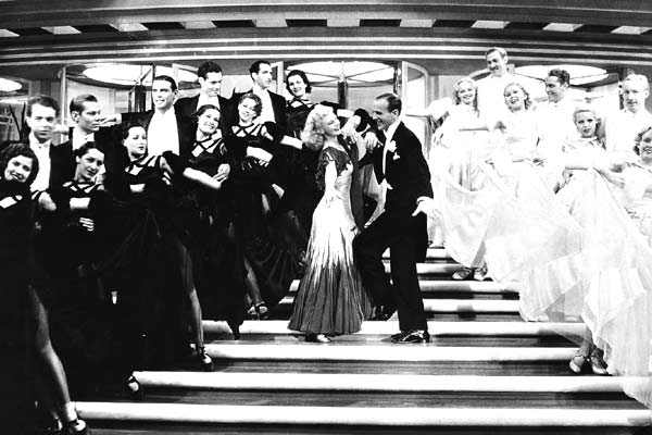 En alas de la danza: George Stevens, Fred Astaire