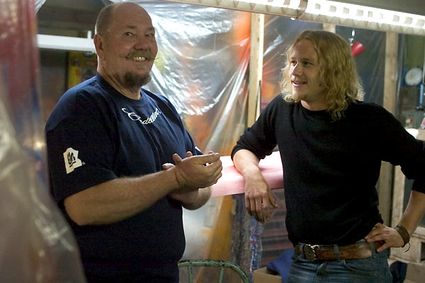 Los amos de Dogtown : Foto Catherine Hardwicke, Heath Ledger