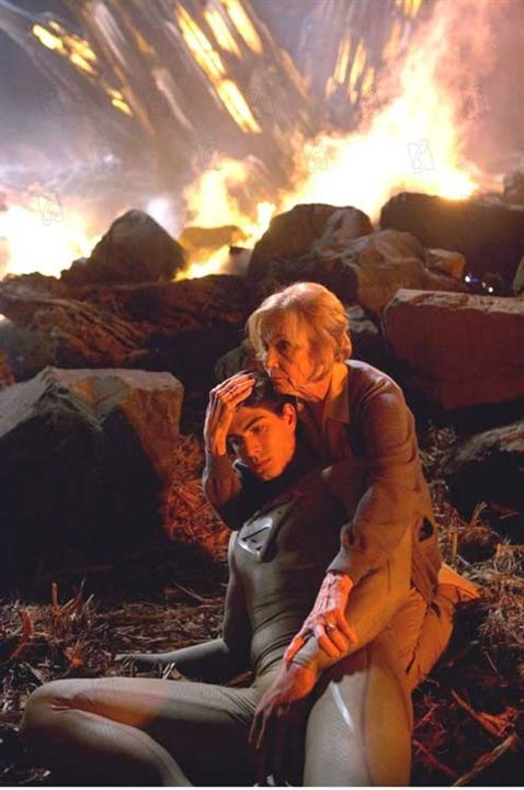 Superman Returns (El Regreso): Eva Marie Saint, Brandon Routh