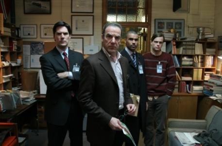 Mentes criminales : Foto Mandy Patinkin, Matthew Gray Gubler, Shemar Moore, Thomas Gibson