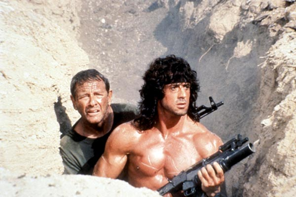Rambo III: Peter MacDonald, Sylvester Stallone, Richard Crenna