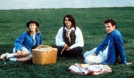 Benny & Joon (El amor de los inocentes): Jeremiah S. Chechik, Johnny Depp, Mary Stuart Masterson