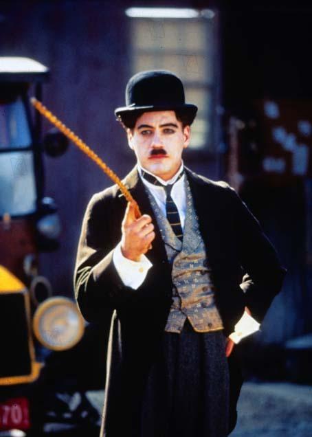Chaplin: Robert Downey Jr., Richard Attenborough