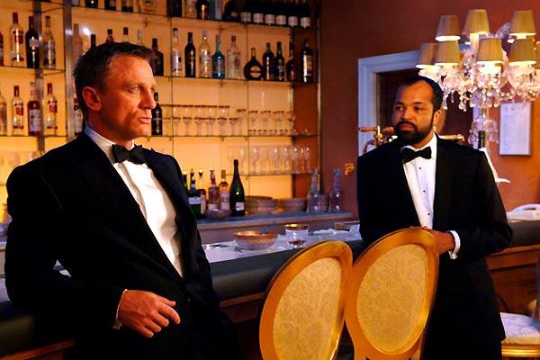 Casino Royale : Foto Daniel Craig, Jeffrey Wright