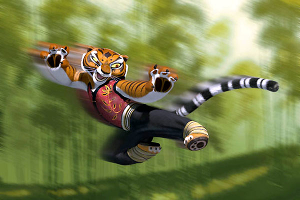 Kung Fu Panda: John Stevenson