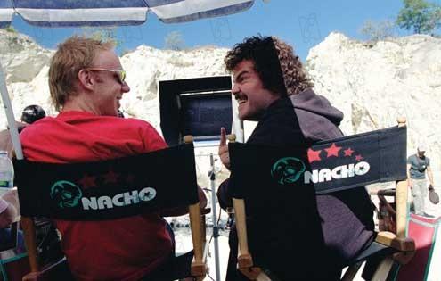 Super Nacho: Jack Black, Jared Hess