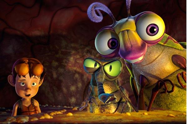 Ant Bully, bienvenido al hormiguero: John A. Davis
