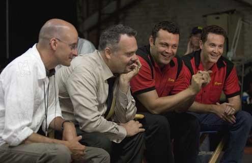 Separados: Peyton Reed, Vincent D'Onofrio, Cole Hauser, Vince Vaughn