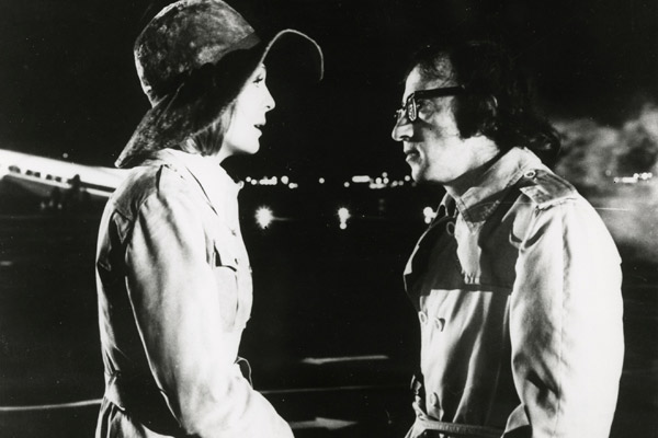 Sueños de un seductor : Foto Diane Keaton, Herbert Ross, Woody Allen