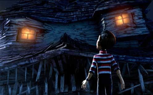 Monster House: Gil Kenan