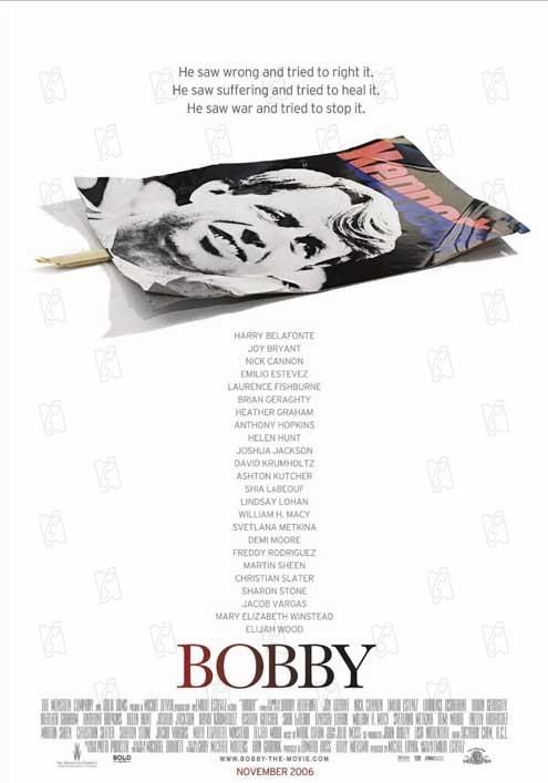 Bobby: Emilio Estevez