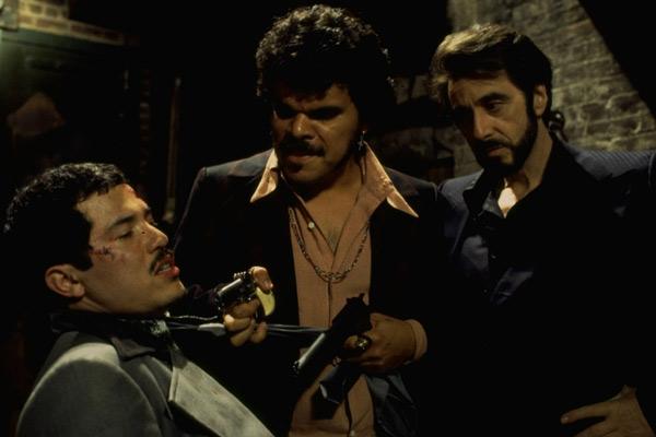 Atrapado por su pasado: Luis Guzman, Al Pacino, John Leguizamo