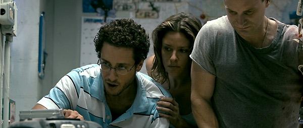 Splinter: Jill Wagner, Paulo Costanzo, Shea Whigham