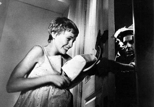 La semilla del diablo: John Cassavetes, Mia Farrow