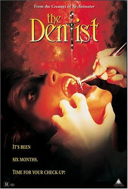 El Dentista : Cartel Brian Yuzna