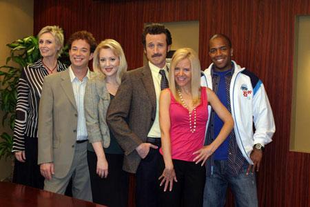 Agencia Lovespring : Foto Jack Plotnick, Jane Lynch, Jennifer Elise Cox, Mystro Clark, Sam Pancake