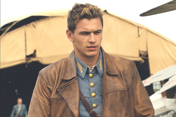 Flyboys, héroes del aire : Foto James Franco, Tony Bill