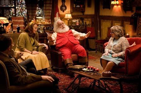 Fred Claus, el hermano gamberro de Santa Claus : Foto Kathy Bates, Kevin Spacey, Miranda Richardson, Paul Giamatti